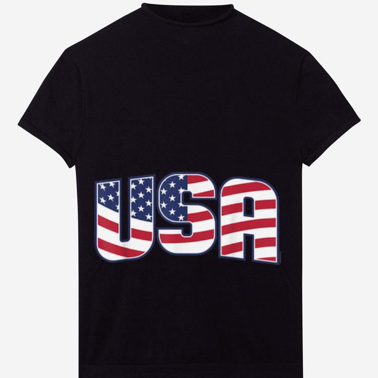 Official Usa American Flag 4th Of July Patriotic Shirt
