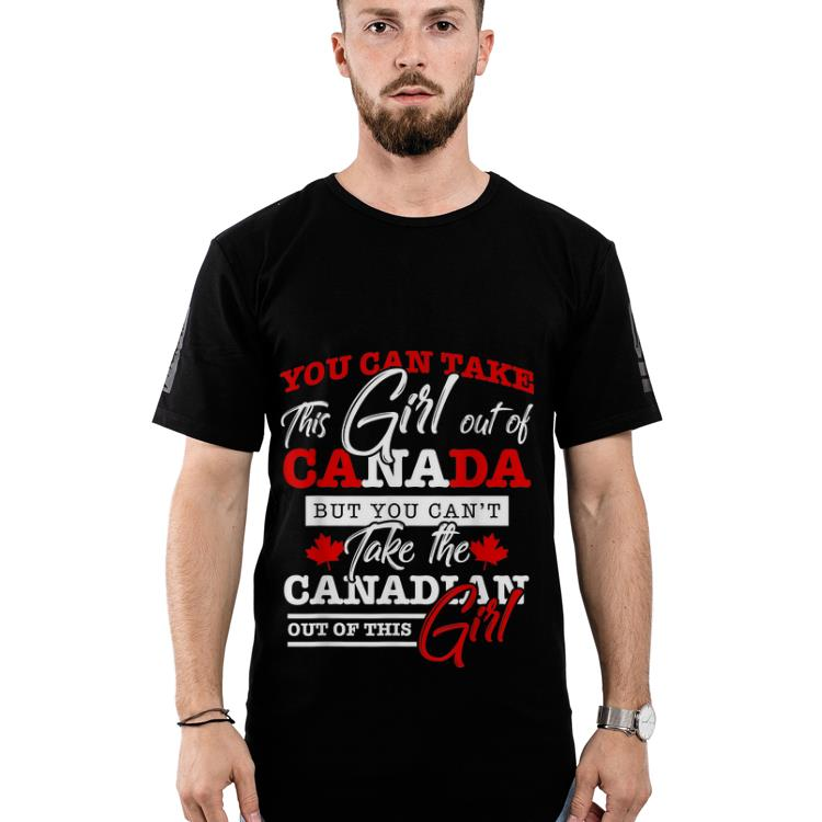 Original Canada - Canadian Girl Gifts Maple Leaf shirt