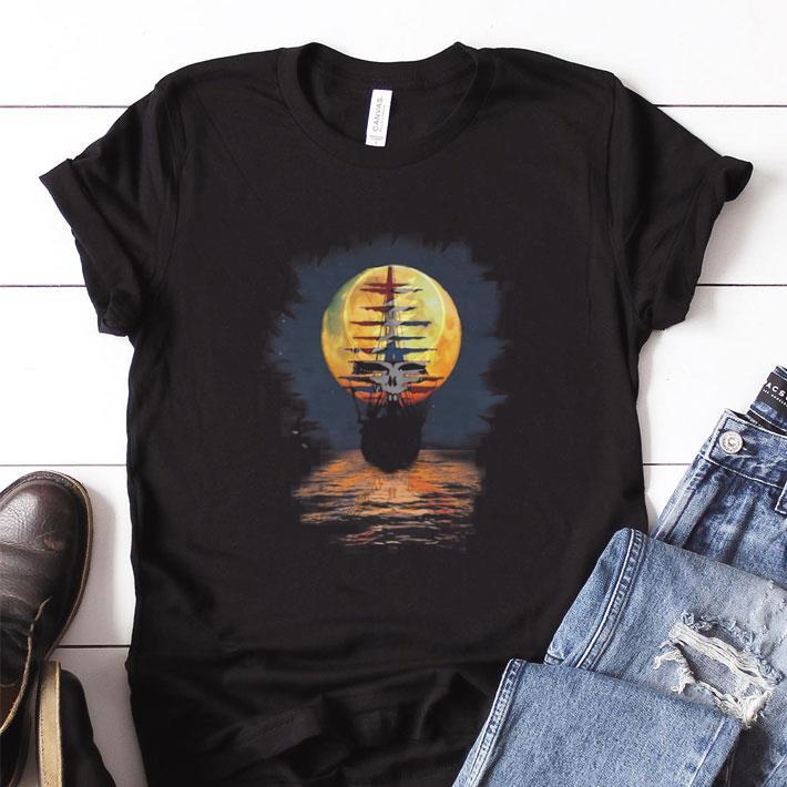 Original Grateful dead ship of fools shirt
