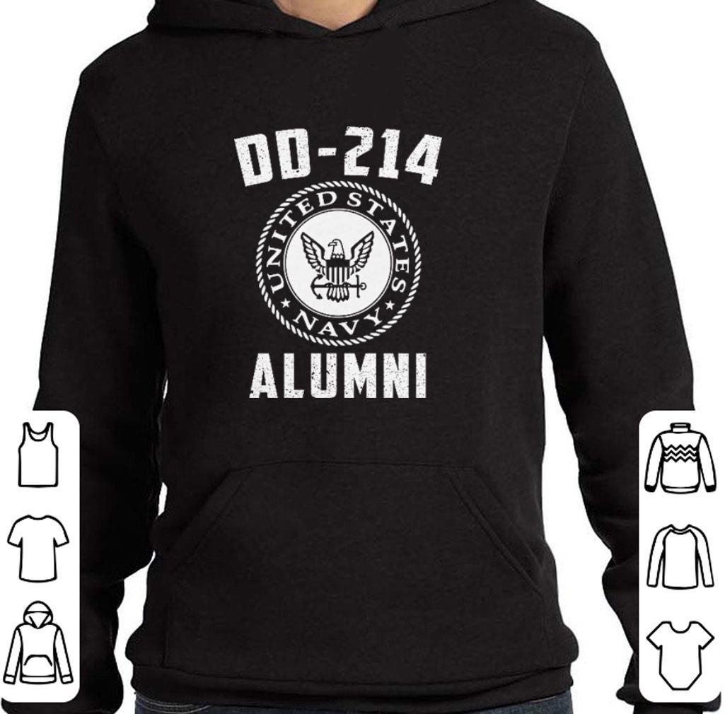 Original United States Navy DD 214 Alumni shirt 4 - Original United States Navy DD-214 Alumni shirt