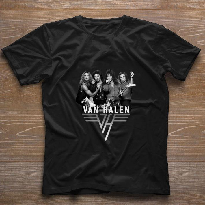 Original Van Halen Women And Children shirt