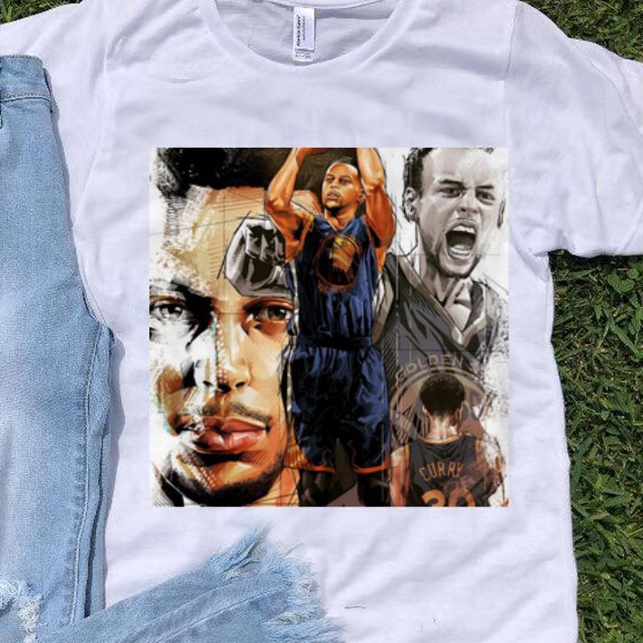 Premium Stephen Curry Golden State Warriors #30 Basketball Player Shirt