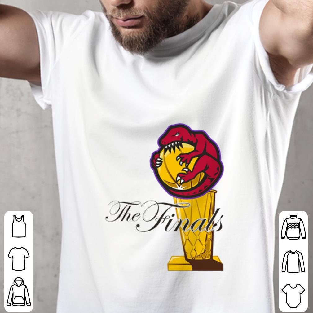 Pretty Raptors The Finals NBA Trophy shirt