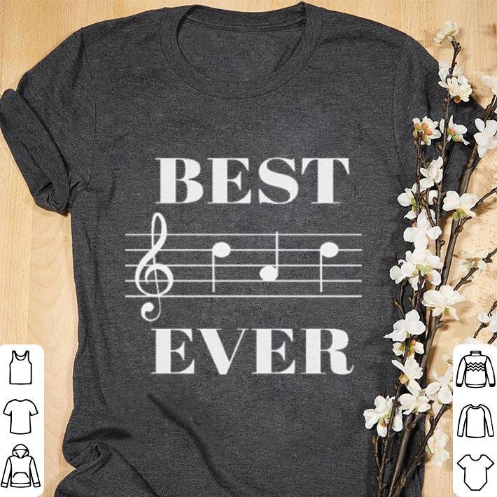 Pretty Teacher Best music ever shirt