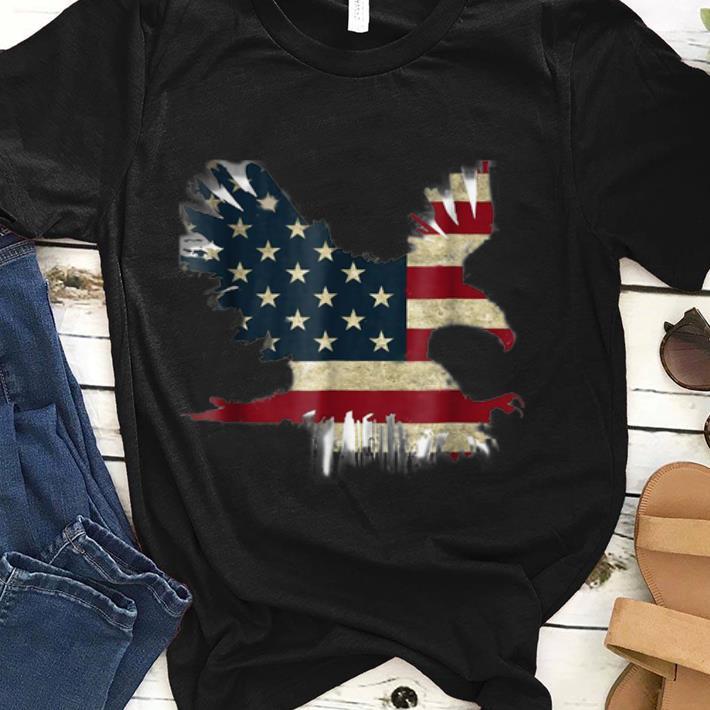 United States Of America Usa Flag Flying Eagle shirt 1 - United States Of America Usa Flag Flying Eagle shirt