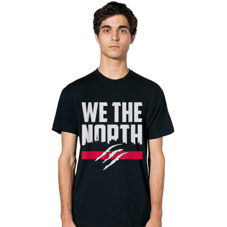 We Are The North Basketball NBA shirt