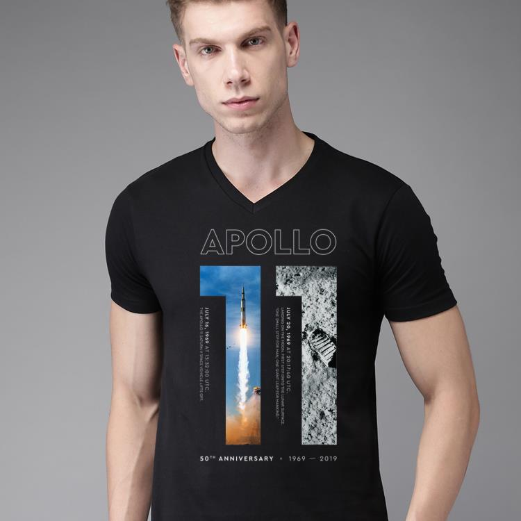 Apollo 11 50th Anniversary Moon Landing 1969-2019 First Step Onto The Lunar shirt