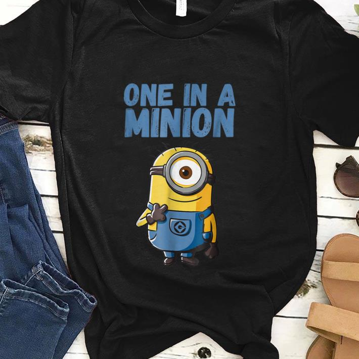 Best price One In A Minion shirt