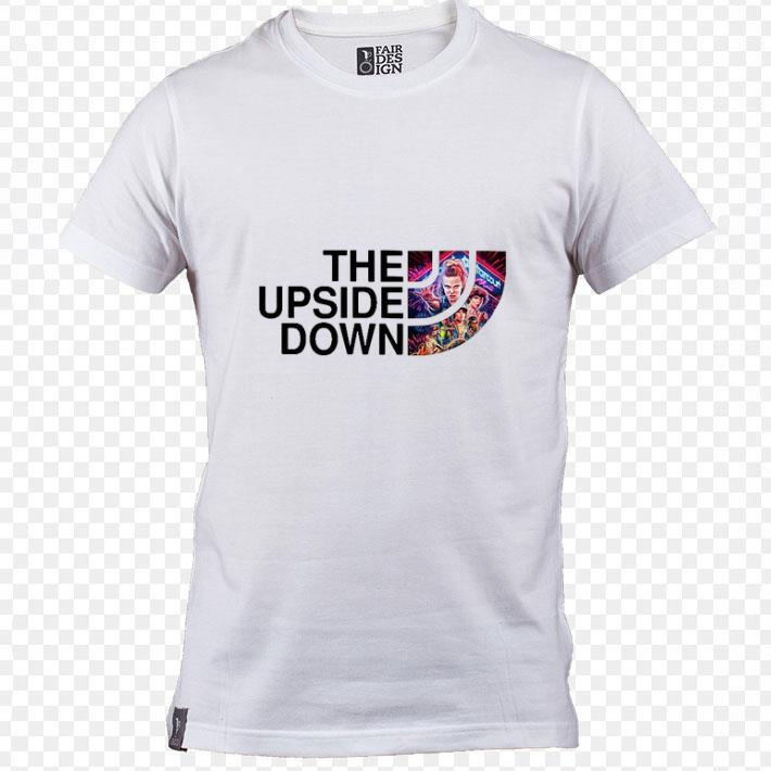 Hot The Upside Down Stranger things 3 shirt