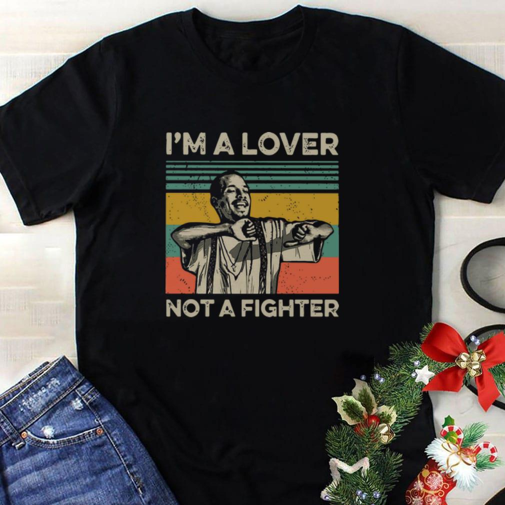 Nice Blood in Blood Out Cruzito I'm a lover not a fighter vintage shirt