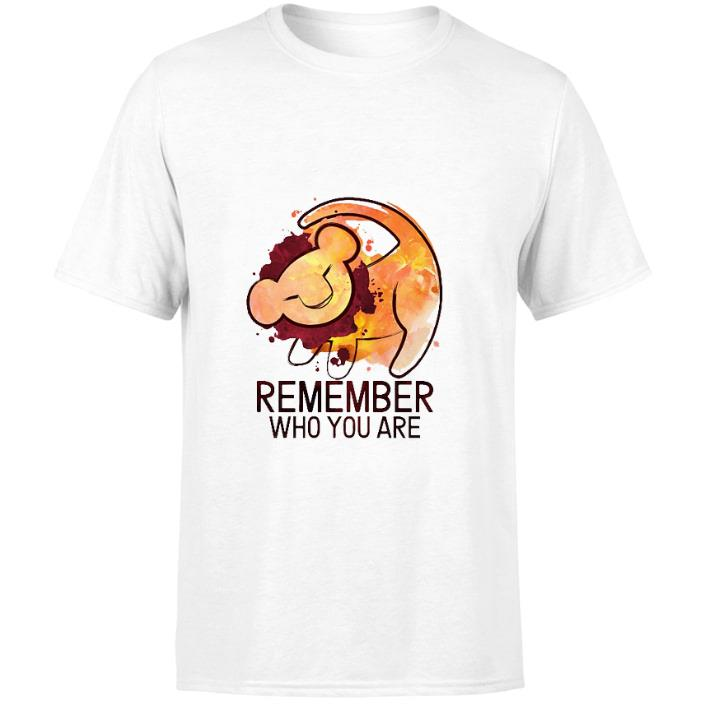 Nice The Lion King Remember Who You Are Shirt