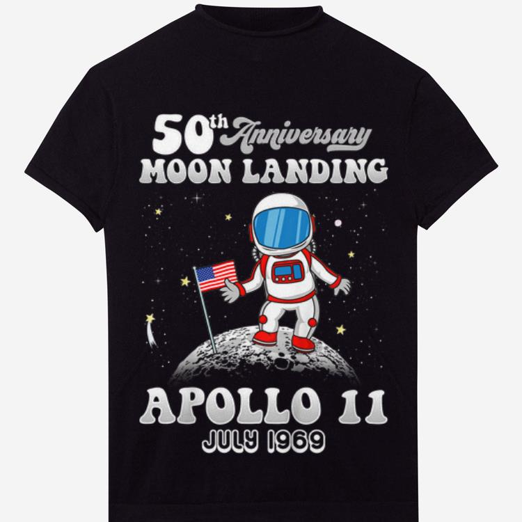 Official 50th Anniversary Moon Landing Apollo 11 Astronaut ...