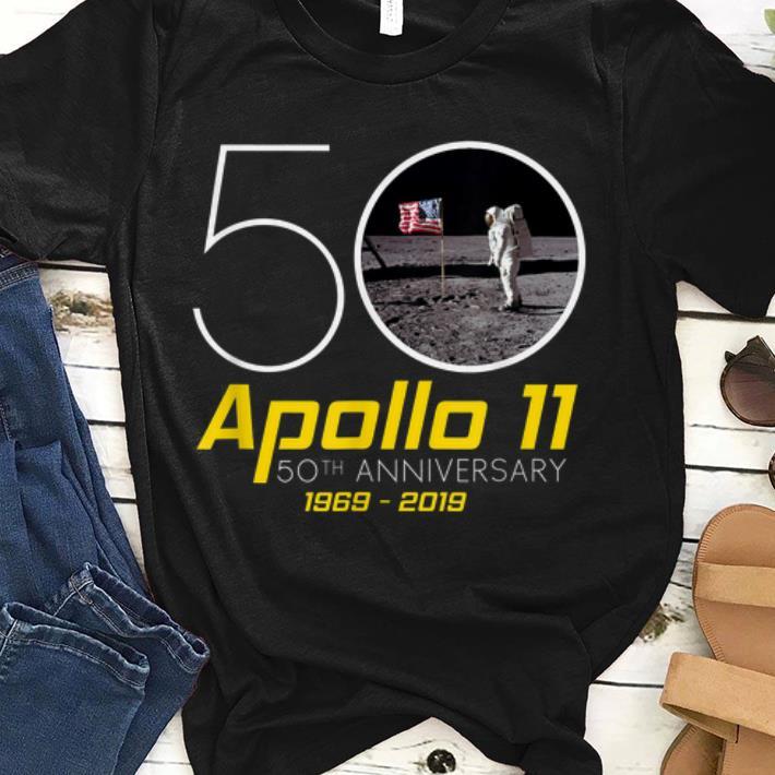 Official Apollo 11 Moon Landing 50th Anniversary shirt