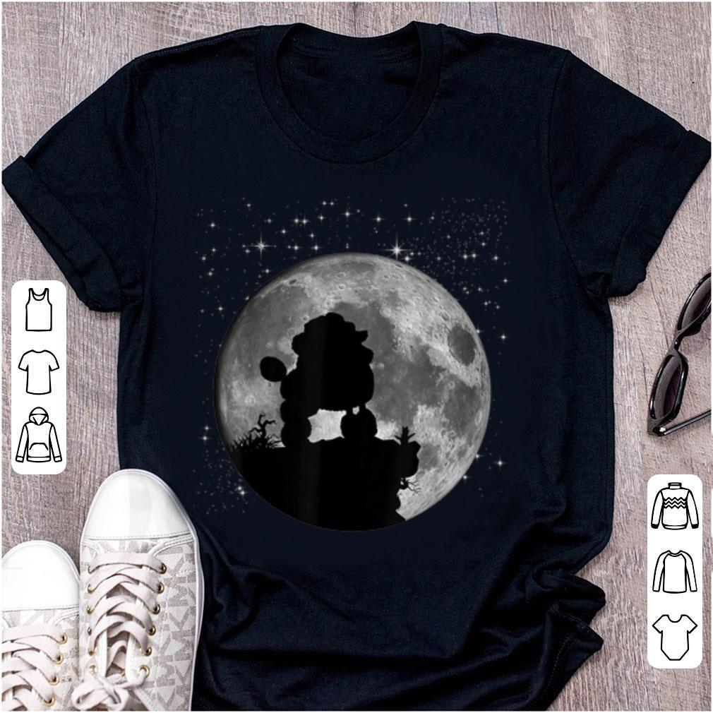 Official Poodle Dogs Moon Landing 50th Anniversary shirt
