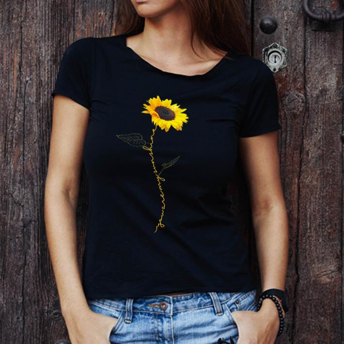 Original Sunflower You Are My Sunshine Hippie You Are My Everything shirt