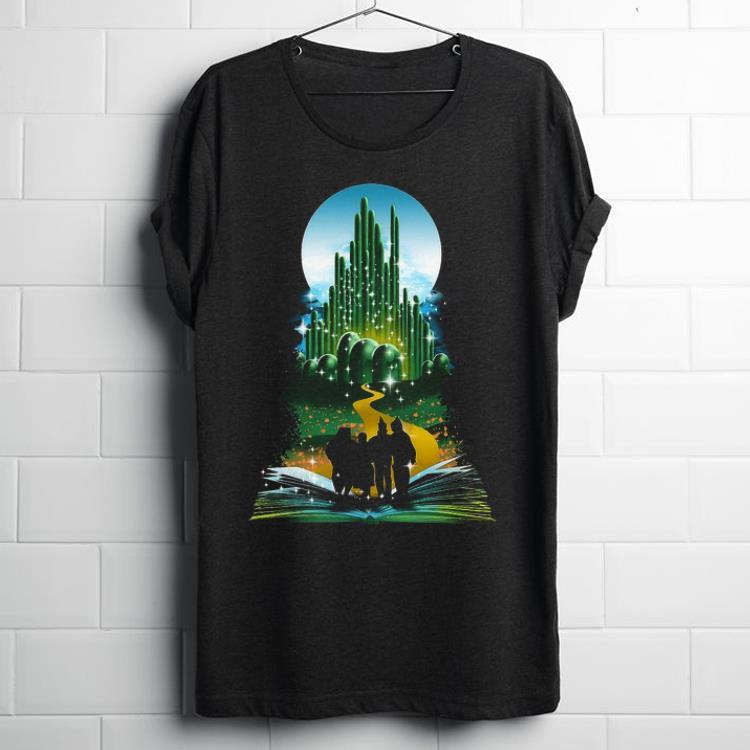 Premium Book Of Wizard shirt