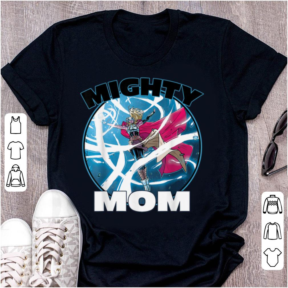 Premium Female Thor Mighty Mom shirt
