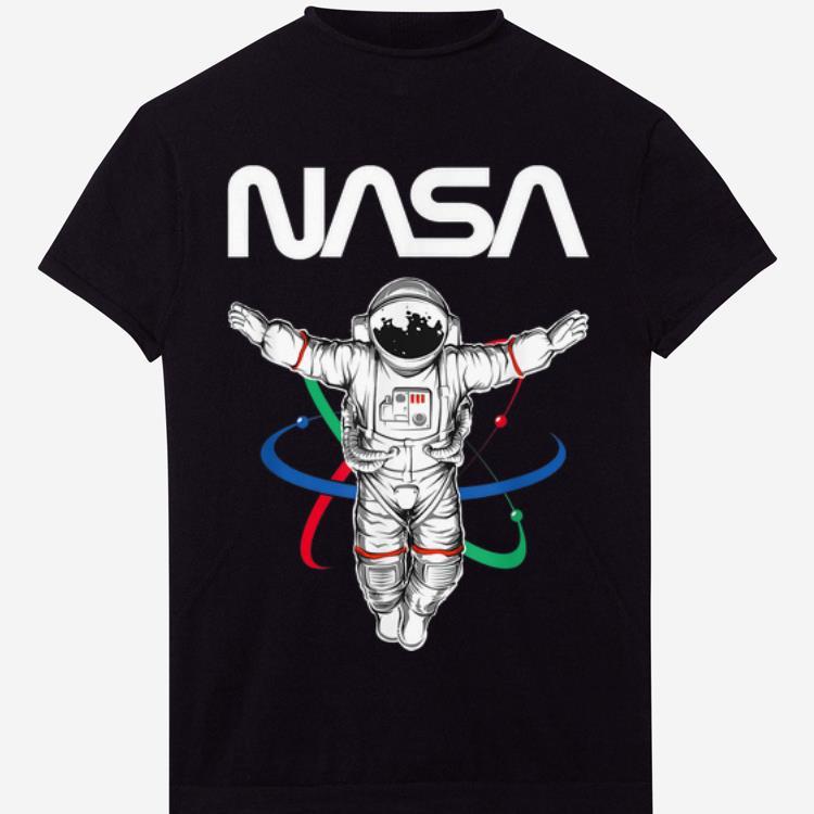Premium The Official Astronaut NASA Worm Apollo 11 shirt