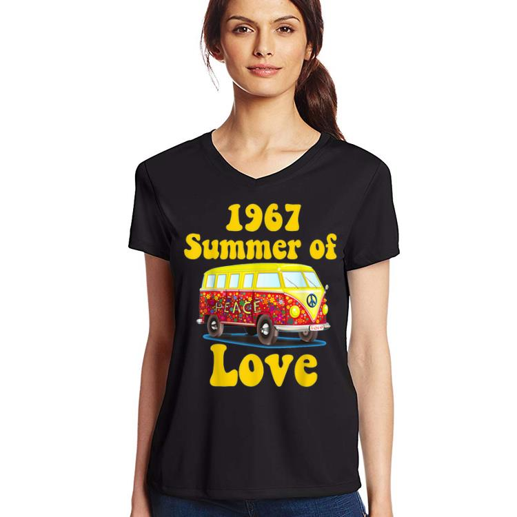 40667fff54f Pretty 1967 Summer Of Love Retro Tees Vintage Sixties Hippie shirt