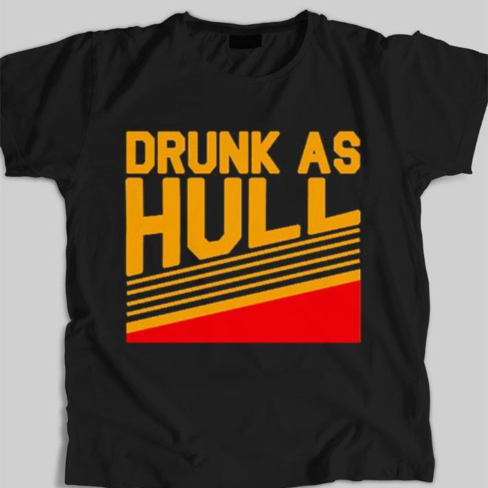Pretty Brett Hull Drunk As Hull shirt