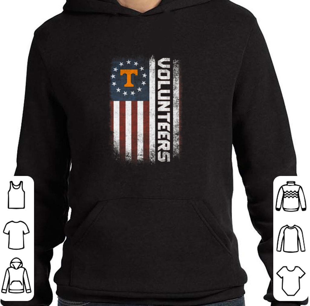 Pretty Tennessee Volunteers Betsy Ross flag shirt 4 - Pretty Tennessee Volunteers Betsy Ross flag shirt