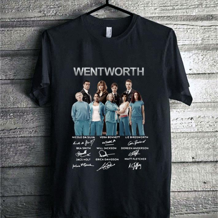 Pretty Wentworth Nicole Da Silva Vera Bennett Signatures shirt