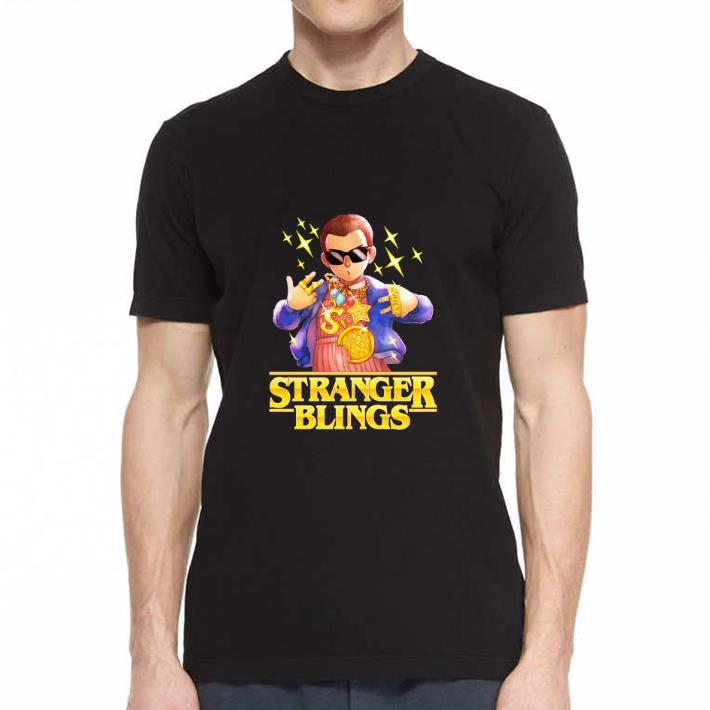 Top Eleven Stranger Blings Stranger Things shirt