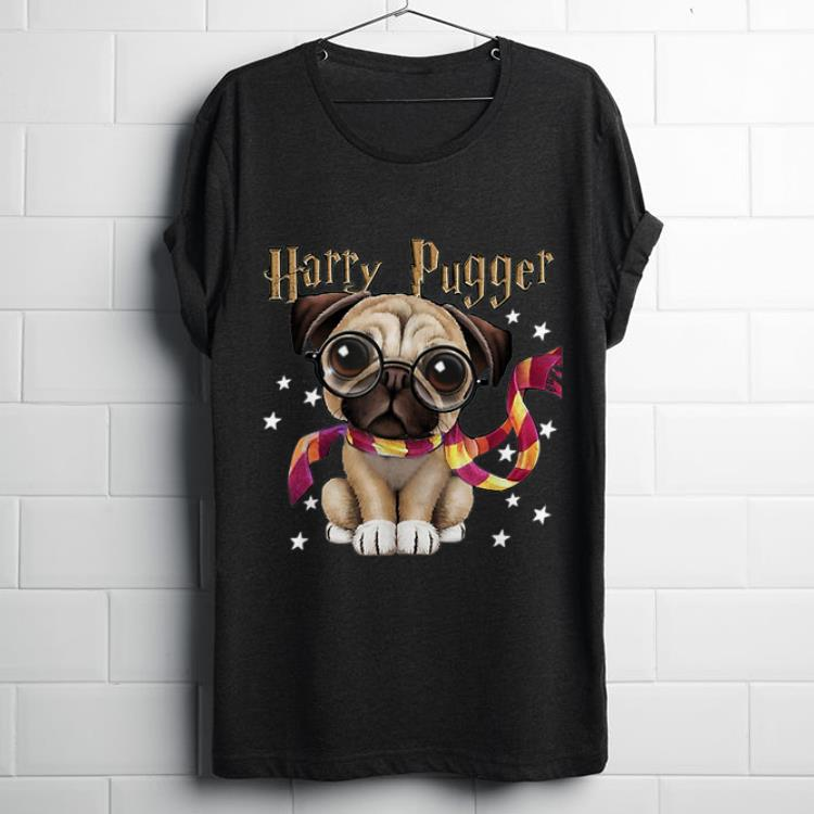 Top Harry Pugger Funny Dogs And Harry Potter Pug Lovers shirt 1 - Top Harry Pugger Funny Dogs And Harry Potter Pug Lovers shirt