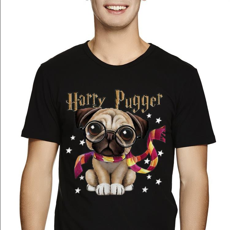 Top Harry Pugger Funny Dogs And Harry Potter Pug Lovers shirt