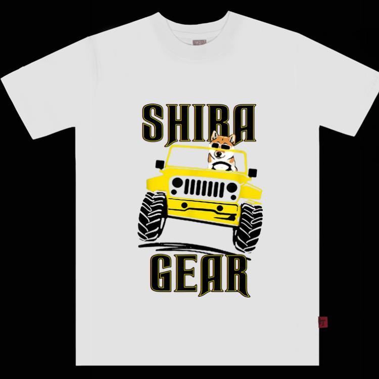Top Shiba Inu Gear Driving Dog Jeep shirt 1 - Top Shiba Inu Gear Driving Dog Jeep shirt
