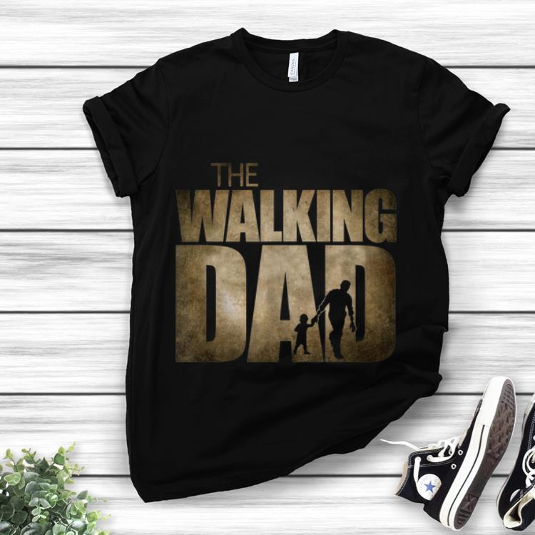 Top The Walking Dad Father And Son shirt 1 - Top The Walking Dad Father And Son shirt