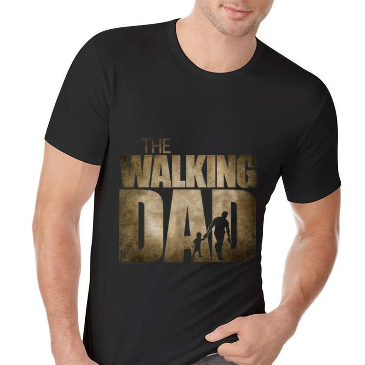 Top The Walking Dad Father And Son shirt