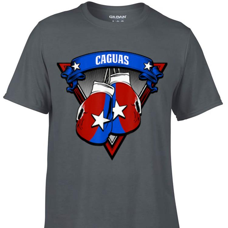Awesome Caguas Puerto Rico Boxing shirt
