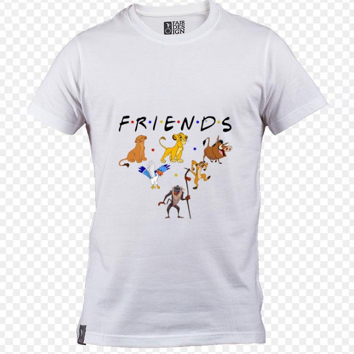 Awesome Friends The Lion King Characters shirt