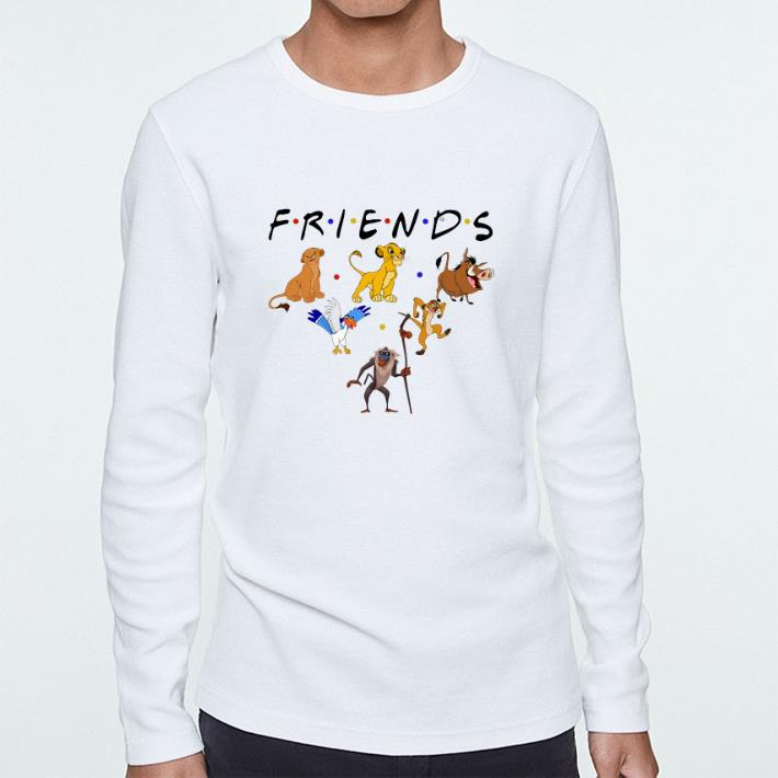 Awesome Friends The Lion King Characters shirt 4 - Awesome Friends The Lion King Characters shirt