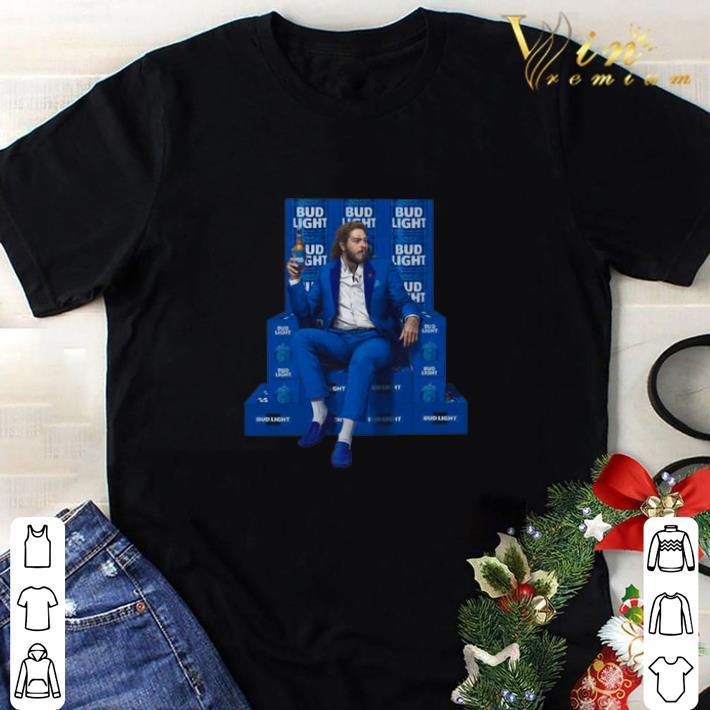 Awesome Post Malone Bud Light shirt