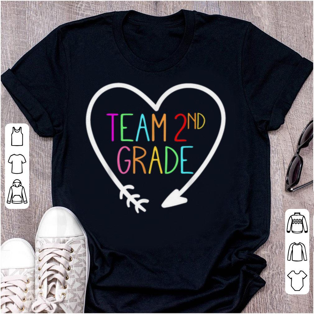 Best price Team 2nd second Grade Teacher 1st Day of School shirt