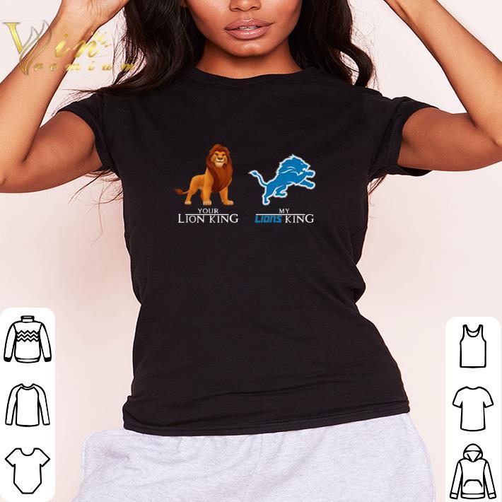 Hot Simba your Lion King Detroit Lions My Lions King shirt
