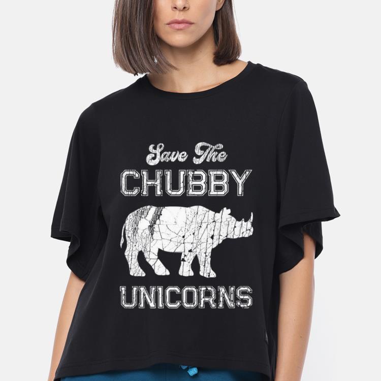 Nice Save The Chubby Unicorns shirt