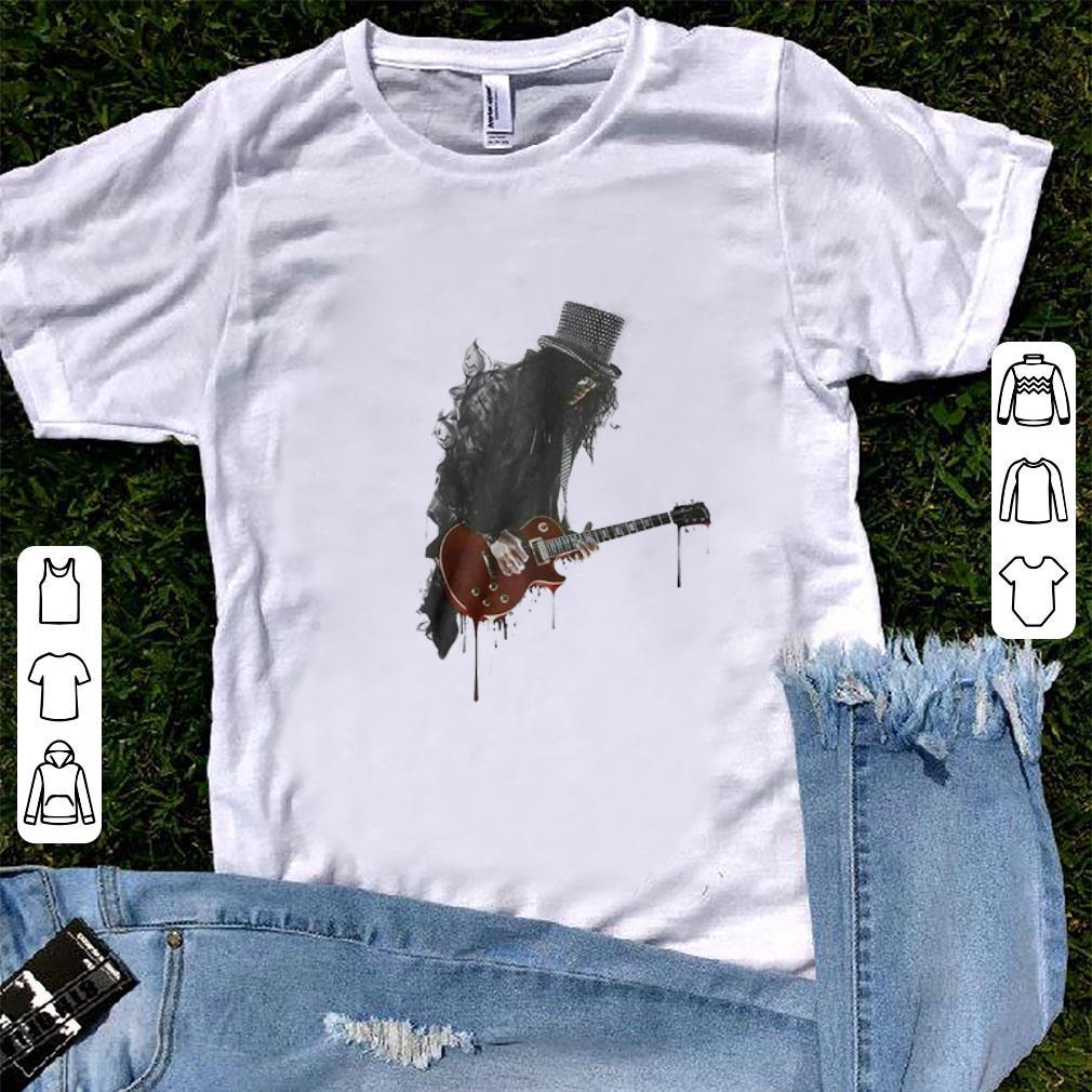 Nice Slash Play Guitar shirt