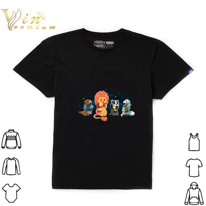 Official Brave Loyal Wise & Cunning shirt
