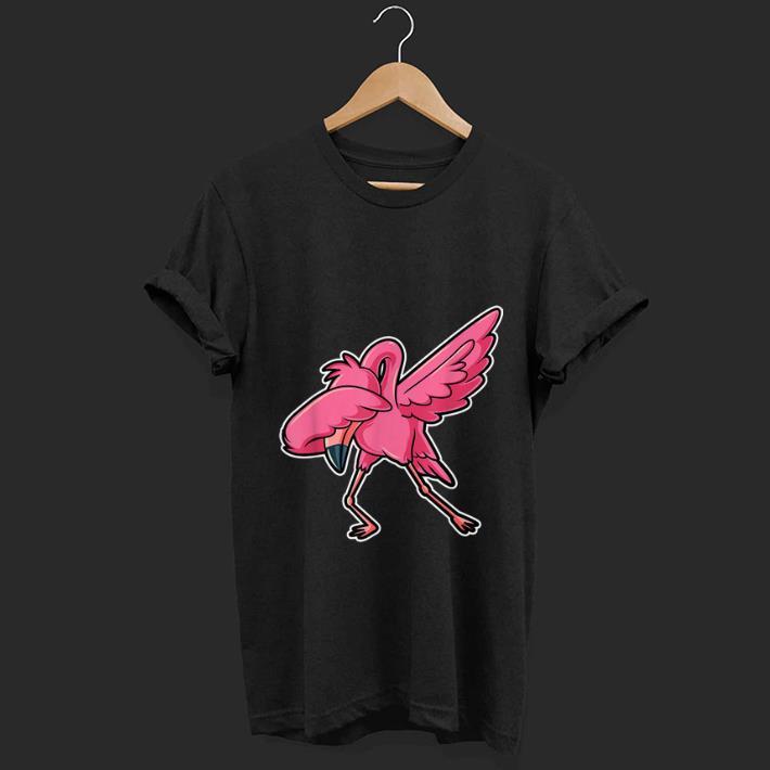 Original Dabbing Flamingo shirt