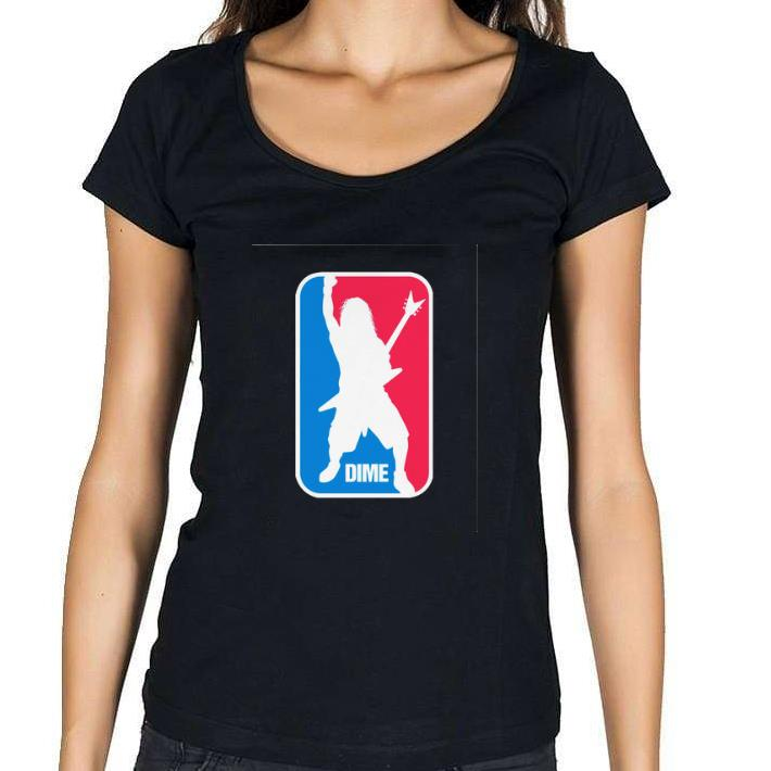 Original Dime Dimebag Darrell sport logo shirt