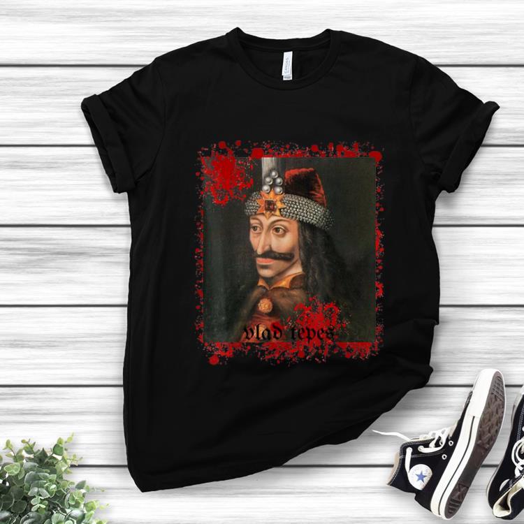 Premium Vlad Tepes Count Dracula Vampire shirt