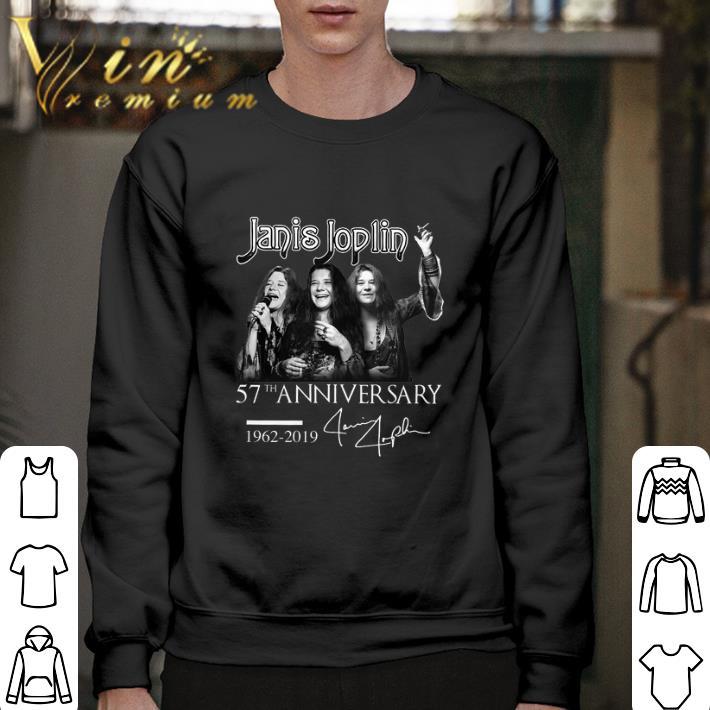 Pretty Janis Joplin 57th anniversary 1962 2019 signature shirt 4 - Pretty Janis Joplin 57th anniversary 1962-2019 signature shirt