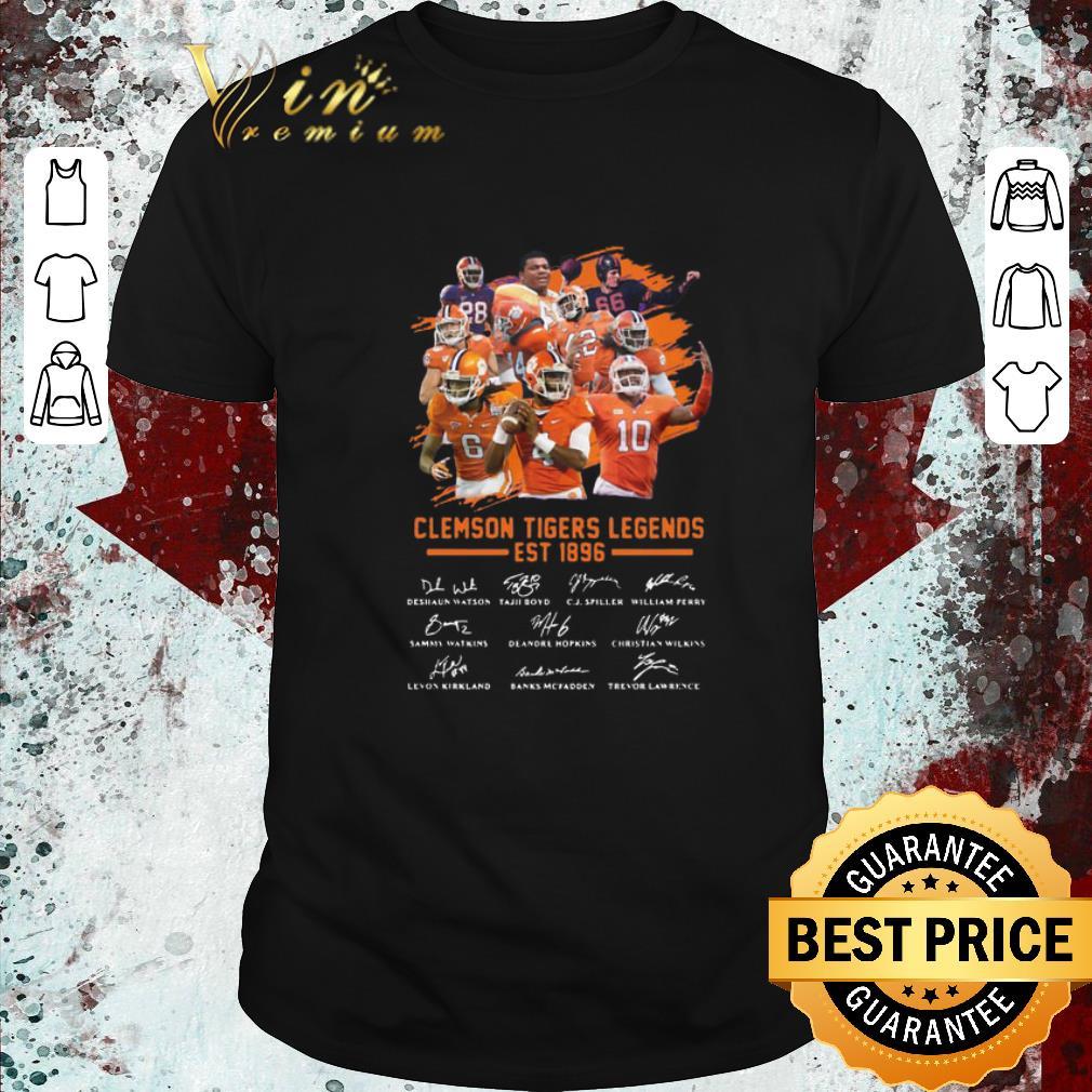 Awesome Clemson Tigers Legends Est 1896 Signatures Shirt 1 1.jpg