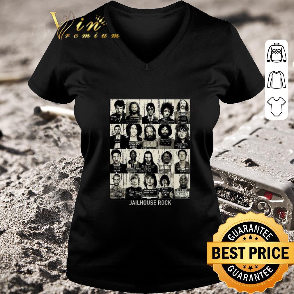 Awesome Jailhouse Rock shirt