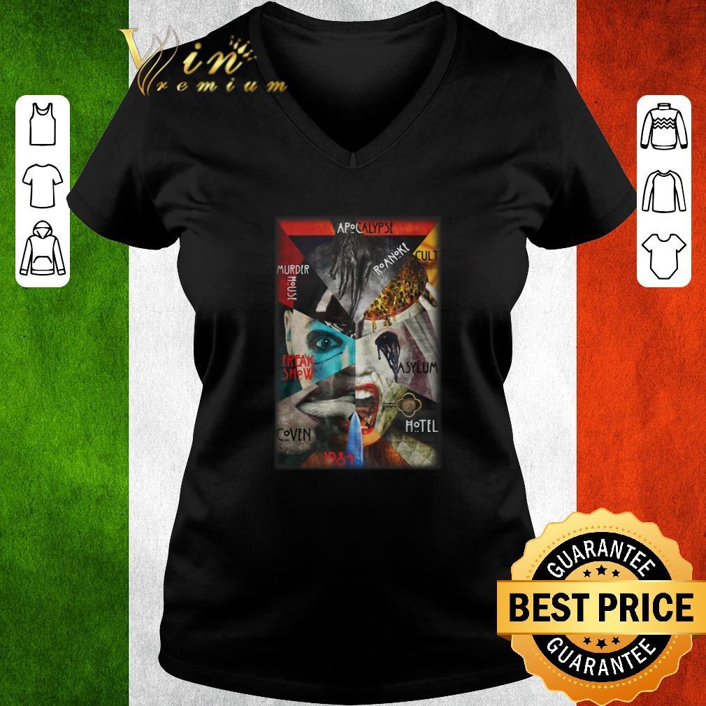 Nice Apocalypse murder house roanoke cult freak show asylum coven shirt