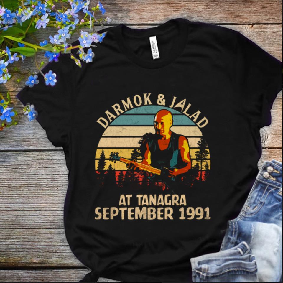 Nice Darmok & Jalad At Tanagra September 1991 Vintage shirt