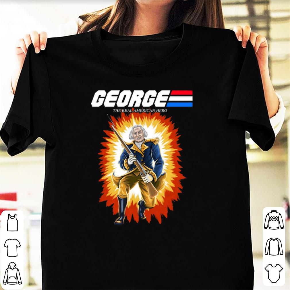 Nice George Frank The Real American Hero shirt